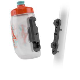 Fidlock Twist Bottle 450 incl. Mount orange/blue